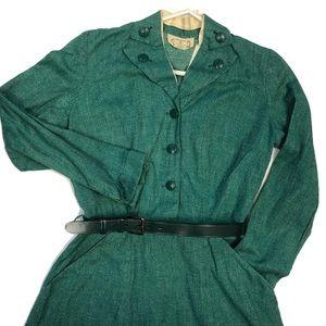 Girl Scout Dress • Long-sleeve Vintage Uniform